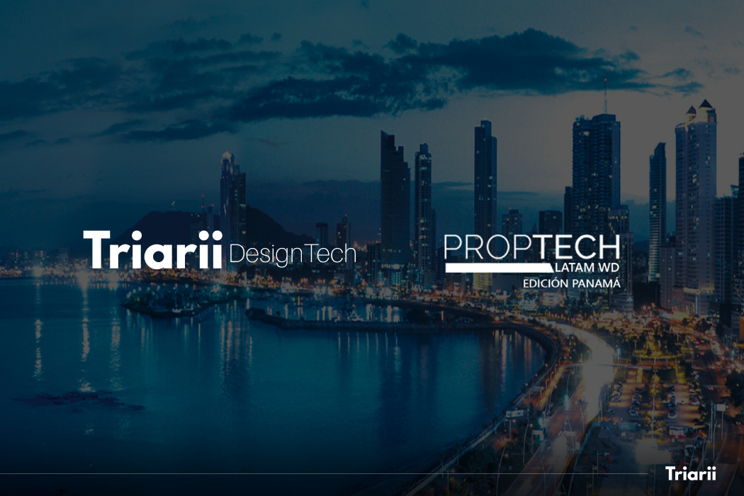 MEET US AT PROPTECH LATAM PANAMÁ